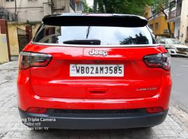 Jeep Compass 2.0 Limited Option (Diesel)